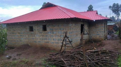 Imarisha Box Brick Red Roofing Mabati