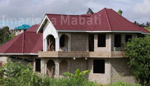 Mettro-Tile-Maroon-Roofing-Mabati