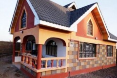 Wave Tile - Charcoal Grey Roofing Mabati
