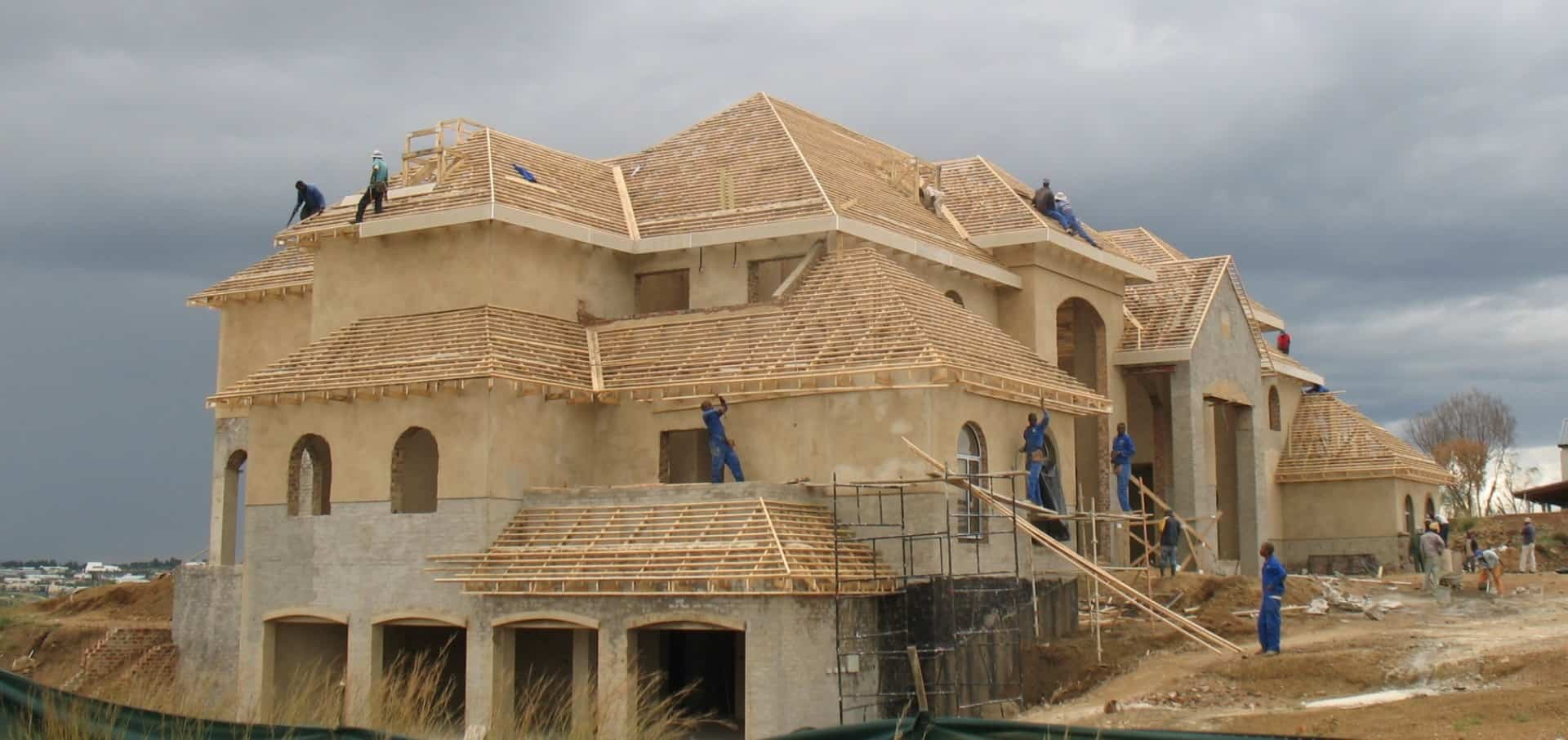 Roofing Ongoing